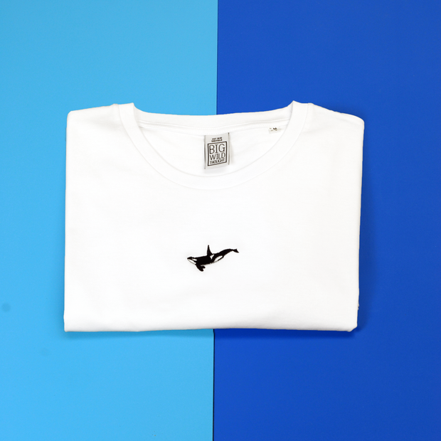 Orca/Killer Whale Mens T-Shirt