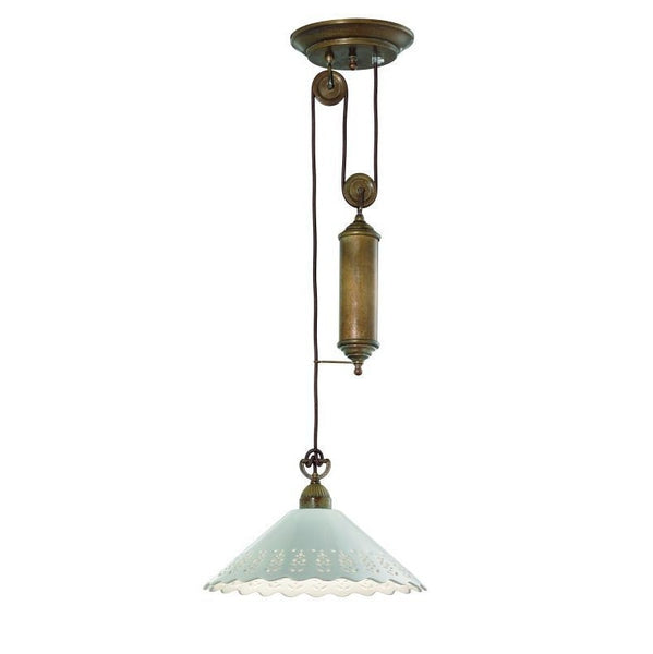Fiori Di Pizzo Pendant / 065.12.OC - Magins Lighting Pendant 6-7 Week Lead Time Magins Lighting