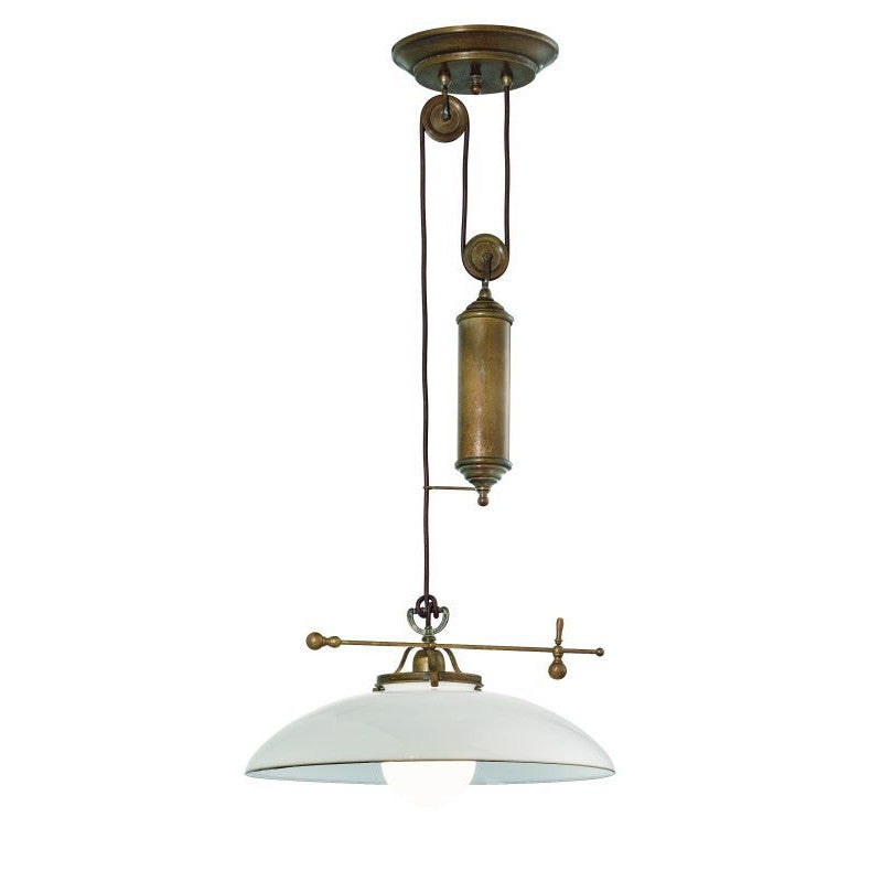 iL Fanale Rise & Fall Country Pendant - Magins Lighting Pendant Lead Time: 5 - 6 Weeks Magins Lighting