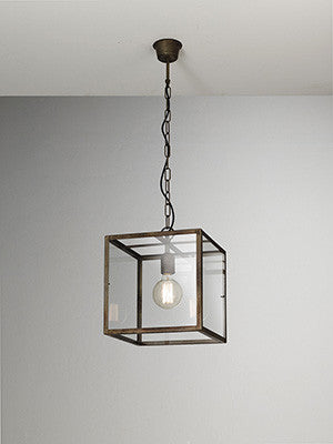 London Hanging Lantern | 205.02 - Magins Lighting Pendant Lead Time: 5 - 6 Weeks Magins Lighting