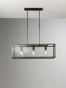 London Hanging Lantern | 205.04 - Magins Lighting Pendant iL Fanale Magins Lighting