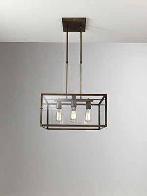 London Hanging Lantern | 205.05 - Magins Lighting Pendant Lead Time: 5 - 6 Weeks Magins Lighting