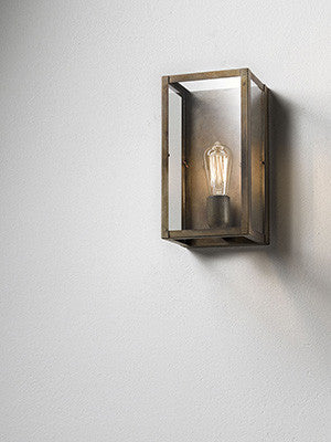 London Wall Lamp | 205.09.FF - Magins Lighting Interior Wall Lamps iL Fanale Magins Lighting