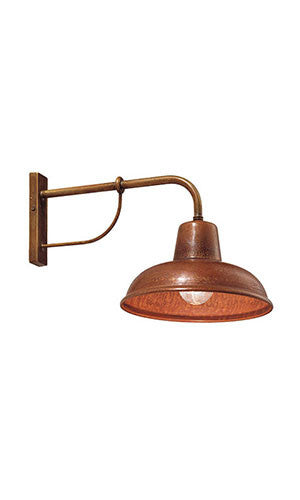Contrada | 243.05.OR - Magins Lighting Exterior Wall Lamps Lead Time: 5 - 6 Weeks Magins Lighting