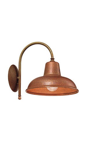 Contrada | 243.06.OR - Magins Lighting Exterior Wall Lamps iL Fanale Magins Lighting