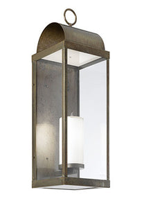Lanterne - Small Wall Lantern - 265.03.FF - Magins Lighting Exterior Wall Lamps iL Fanale Magins Lighting