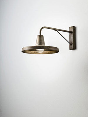 Officina Wall Lamp | 268.03.FF - Magins Lighting Interior Wall Lamps Lead Time: 5 - 6 Weeks Magins Lighting