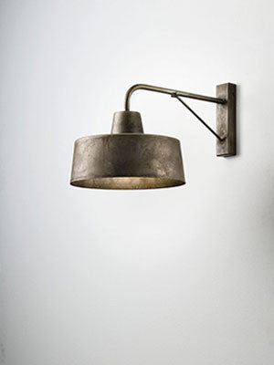 Officina Wall Lamp | 268.07.FF - Magins Lighting Interior Wall Lamps Lead Time: 5 - 6 Weeks Magins Lighting