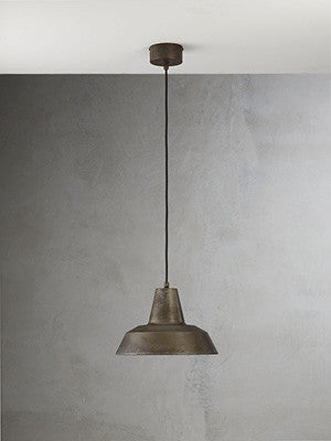 Officina Single Pendant | 268.10.FF - Magins Lighting Pendant Lead Time: 5 - 6 Weeks Magins Lighting