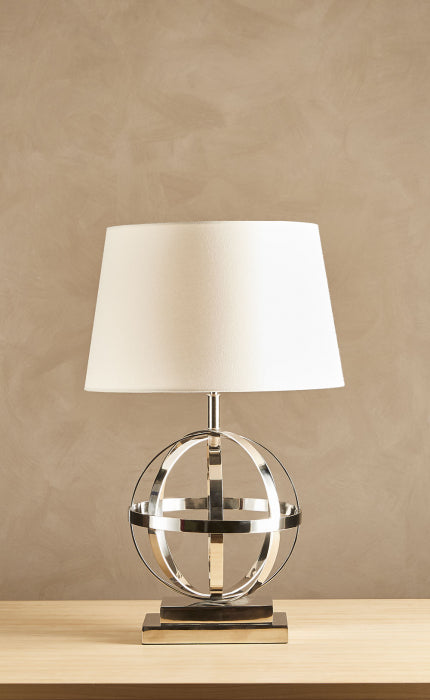 Da Vinci Table Lamp Base - Magins Lighting Table Lamps Usually dispatches within 2-3 days. Please contact us to confirm prior to placing your order. Magins Lighting