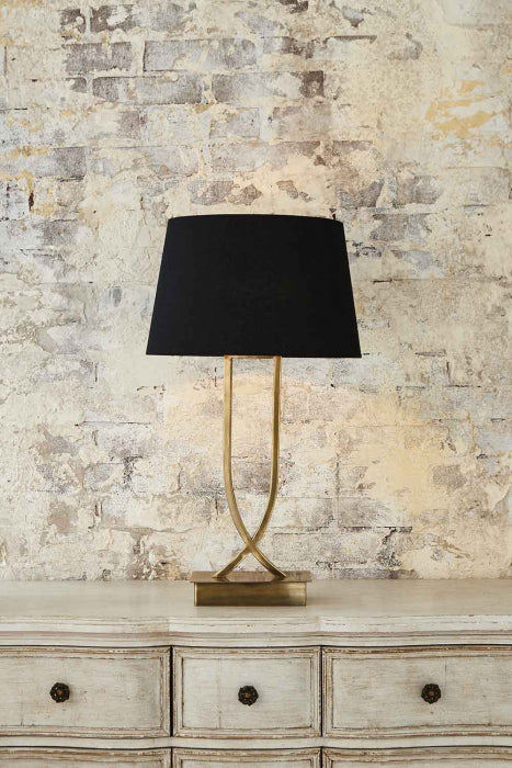 Southern Cross Table Lamp Antique Brass