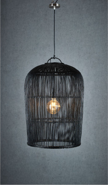 Mauritius Wicker Pendant - Magins Lighting Pendant Usually dispatches within 2-3 days. Please contact us to confirm prior to placing your order. Magins Lighting