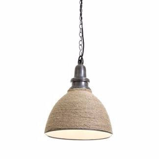 Jute - Magins Lighting Fabric Pendant Usually dispatches within 2-3 days. Please contact us to confirm prior to placing your order. Magins Lighting