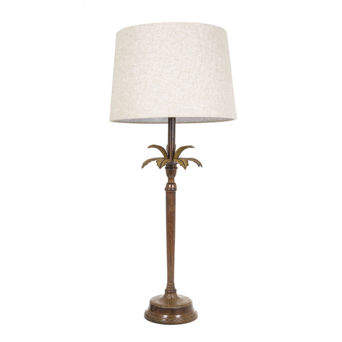 Casablanca Table Lamp Base Brown - Magins Lighting Table Lamps Usually dispatches within 2-3 days. Please contact us to confirm prior to placing your order. Magins Lighting