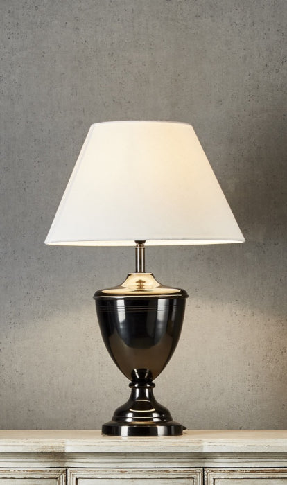 Euston Table Lamp - Magins Lighting Table Lamps Usually dispatches within 2-3 days. Please contact us to confirm prior to placing your order. Magins Lighting
