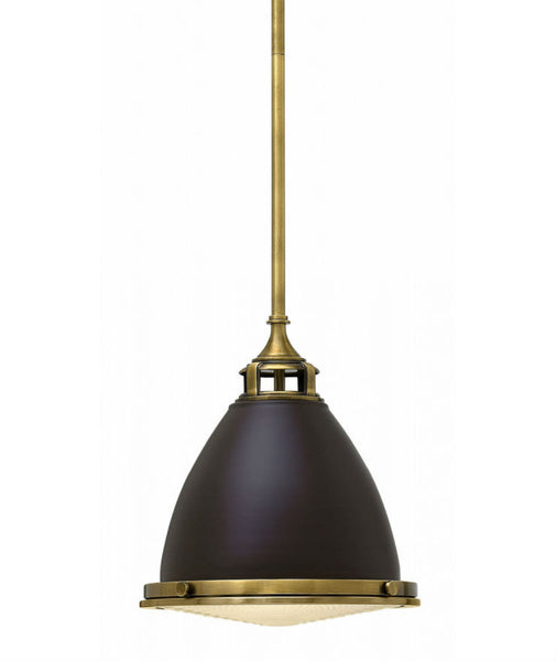 Amelia Pendant | Buckeye Bronze | Aged Brass - Magins Lighting Pendant Elstead Lighting Magins Lighting