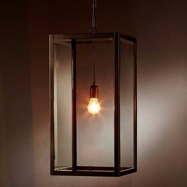 Archie Rose Ceiling Lantern - Large - Magins Lighting Lantern Emac & Lawton Magins Lighting