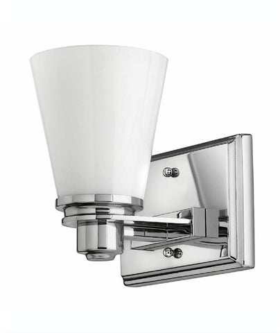 Avon Single Wall Lamp - Magins Lighting Bathroom Wall Lamp Elstead Lighting Magins Lighting