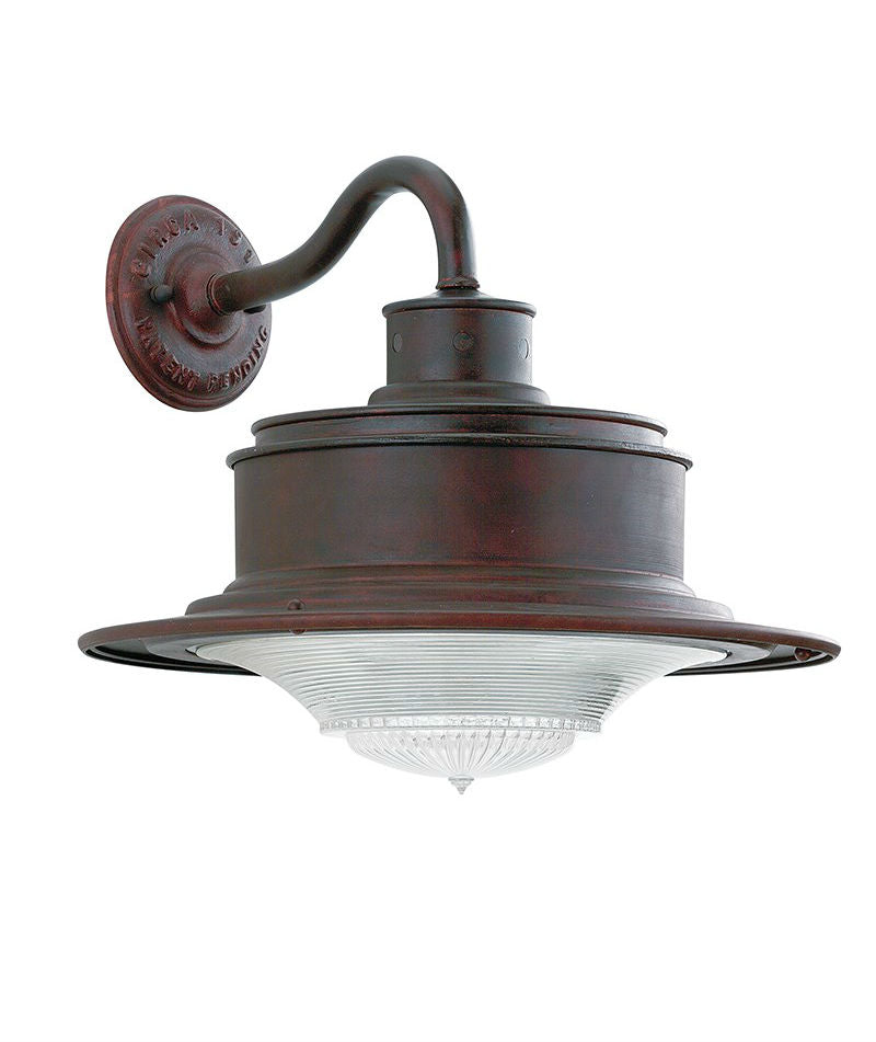 South Street | Old Rust - Magins Lighting Exterior Wall Lamps Lead Time: 5 - 6 Weeks Magins Lighting