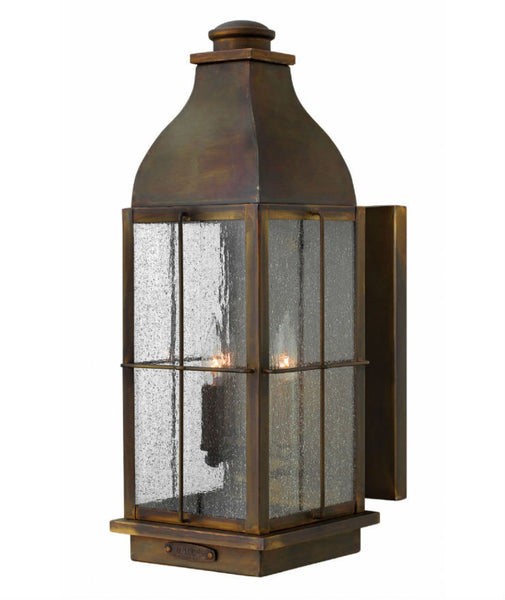 Bingham Wall Lantern | Large - Magins Lighting Exterior Wall Lamps Elstead Lighting Magins Lighting