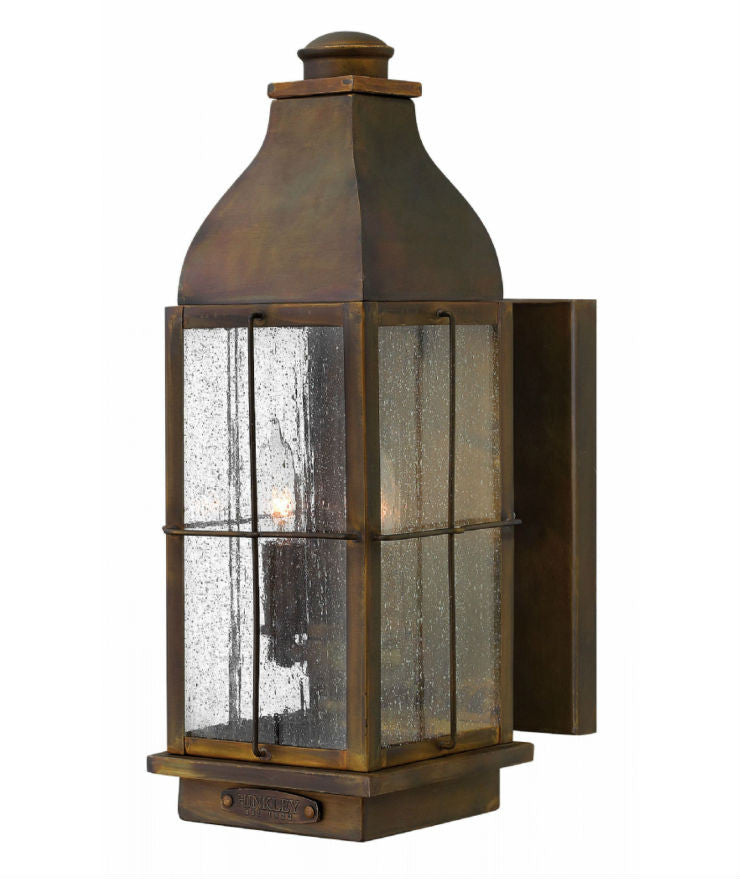 Bingham Wall Lantern | Medium - Magins Lighting Exterior Wall Lamps Lead Time: 5 - 6 Weeks Magins Lighting