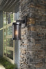 Bluffton Wall Lamp | Oil Rubbed Bronze - Magins Lighting Exterior Wall Lamps Lead Time: 5 - 6 Weeks Magins Lighting
