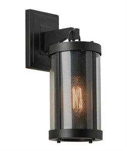 Bluffton Wall Lamp | Oil Rubbed Bronze - Magins Lighting Exterior Wall Lamps Elstead Lighting Magins Lighting