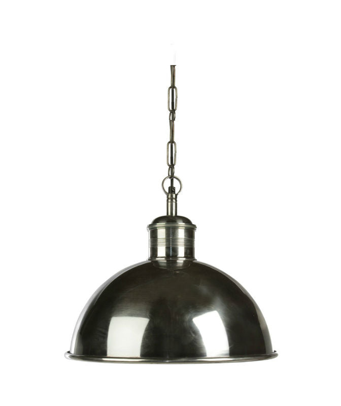 Boston Dome - Small - Magins Lighting Pendant Usually dispatches within 2-3 days. Please contact us to confirm prior to placing your order. Magins Lighting