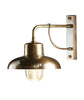 Bridgewater Wall | Aged Brass - Magins Lighting Exterior Wall Lamps Magins Lighting Magins Lighting