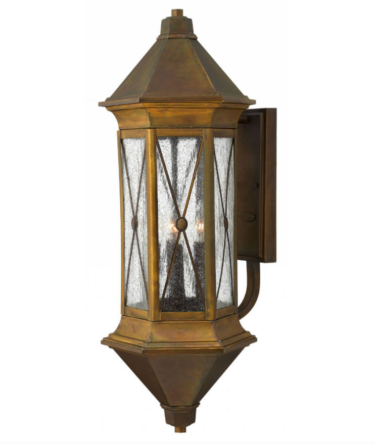 Brighton Wall Lantern | Extra Large - Magins Lighting Exterior Wall Lamps Lead Time: 5 - 6 Weeks Magins Lighting