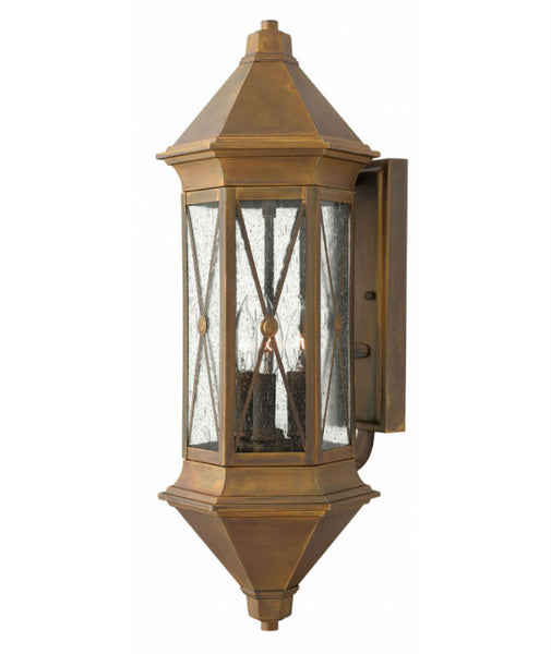 Brighton Wall Lantern | Large - Magins Lighting Exterior Wall Lamps Lead Time: 5 - 6 Weeks Magins Lighting