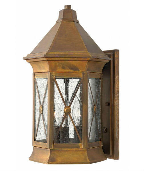 Brighton Wall Lantern | Medium - Magins Lighting Exterior Wall Lamps Lead Time: 5 - 6 Weeks Magins Lighting