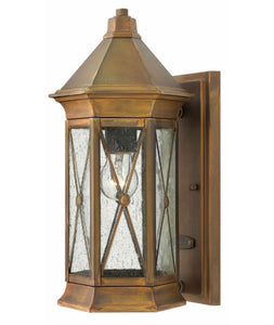 Brighton Wall Lantern | Small - Magins Lighting Exterior Wall Lamps Elstead Lighting Magins Lighting