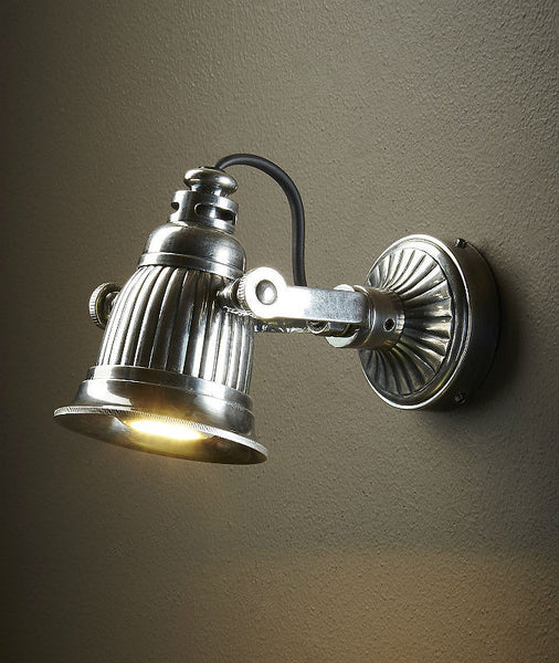 Caledonia Wall / Ceiling Spot - Magins Lighting Interior Wall Lamps Usually dispatches within 2-3 days. Please contact us to confirm prior to placing your order. Magins Lighting