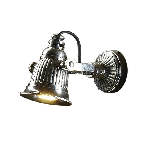 Caledonia | Aged Nickel - Magins Lighting Spot Light Magins Lighting Magins Lighting