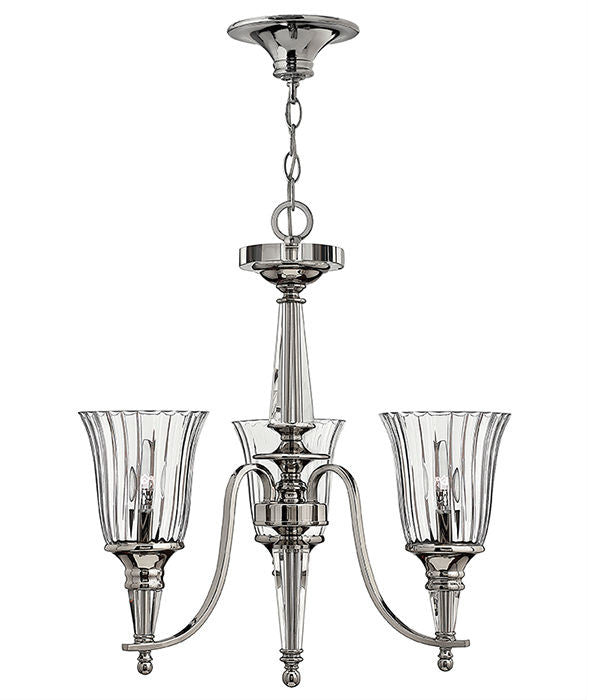 Chandon 3 Light Chandelier - Magins Lighting Chandelier Lead Time: 5 - 6 Weeks Magins Lighting
