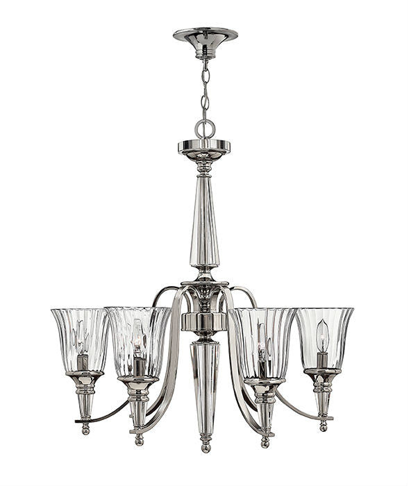 Chandon 6 Light Chandelier - Magins Lighting Chandelier Lead Time: 5 - 6 Weeks Magins Lighting