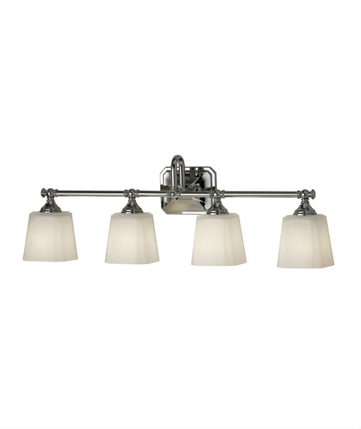 Concord 4lt Above Mirror - Magins Lighting Bathroom Wall Lamp Lead Time: 5 - 6 Weeks Magins Lighting