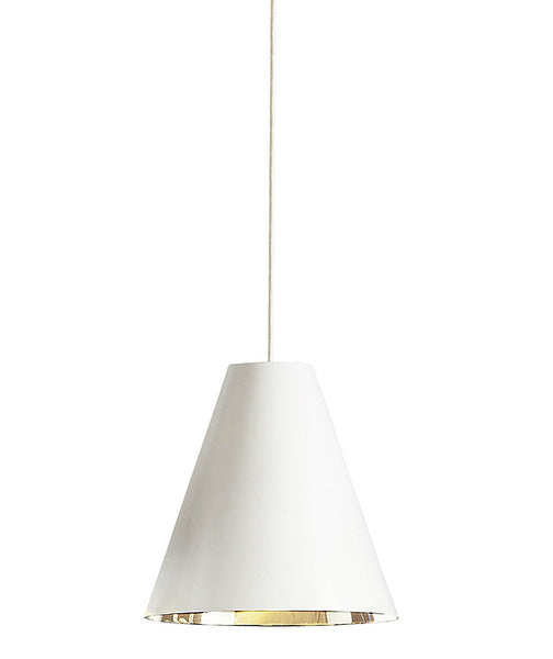 Conrad Pendant | White & Silver - Magins Lighting Pendant Usually dispatches within 2-3 days. Please contact us to confirm prior to placing your order. Magins Lighting