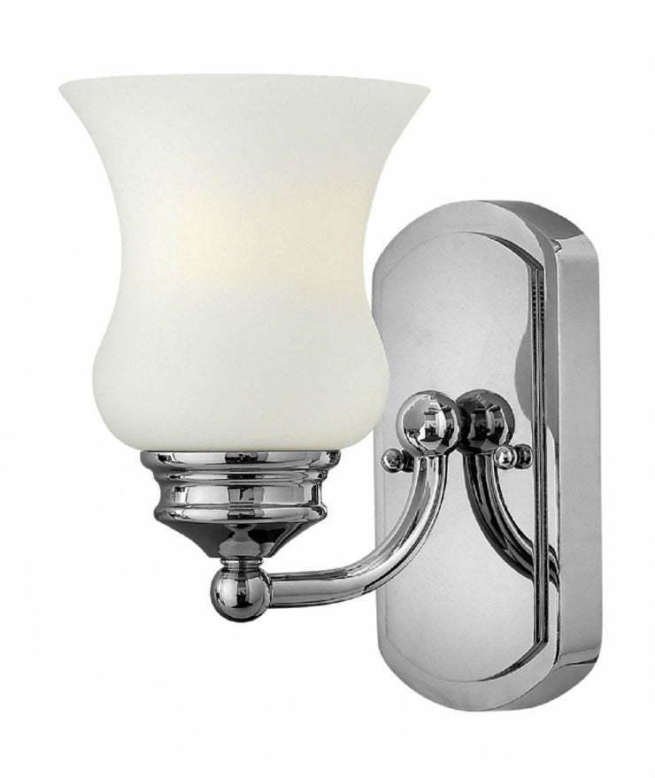 Constance Single Wall Lamp - Magins Lighting Bathroom Wall Lamp Elstead Lighting Magins Lighting