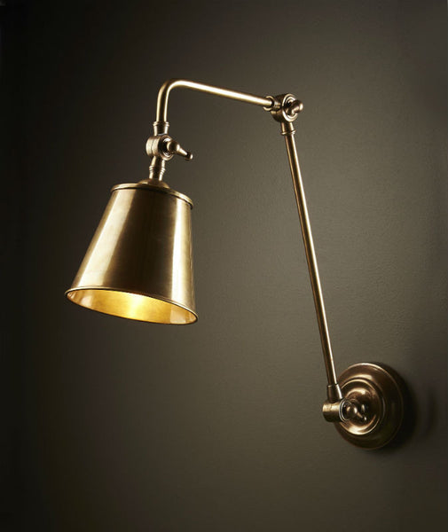 Cromwell - Magins Lighting Interior Wall Lamps Lead Time: 7 - 10 Days Magins Lighting