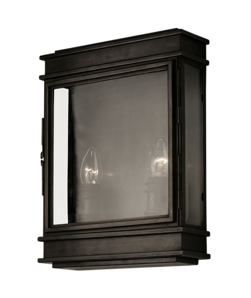 The Devonia Two Light Wall Lantern - Magins Lighting Wall Lantern Magins Design Magins Lighting