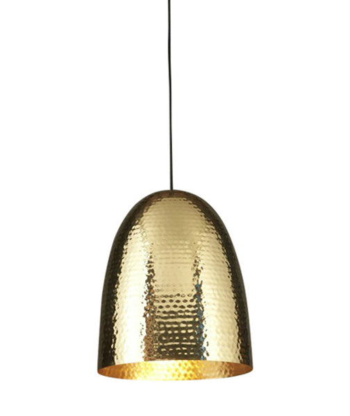 Dolce Pendant | Beaten Brass - Magins Lighting Pendant Usually dispatches within 2-3 days. Please contact us to confirm prior to placing your order. Magins Lighting