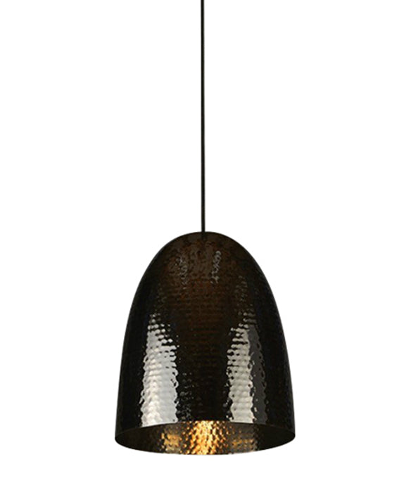 Dolce Pendant | Beaten Charcoal - Magins Lighting Pendant Lead Time: 7 - 10 Days Magins Lighting