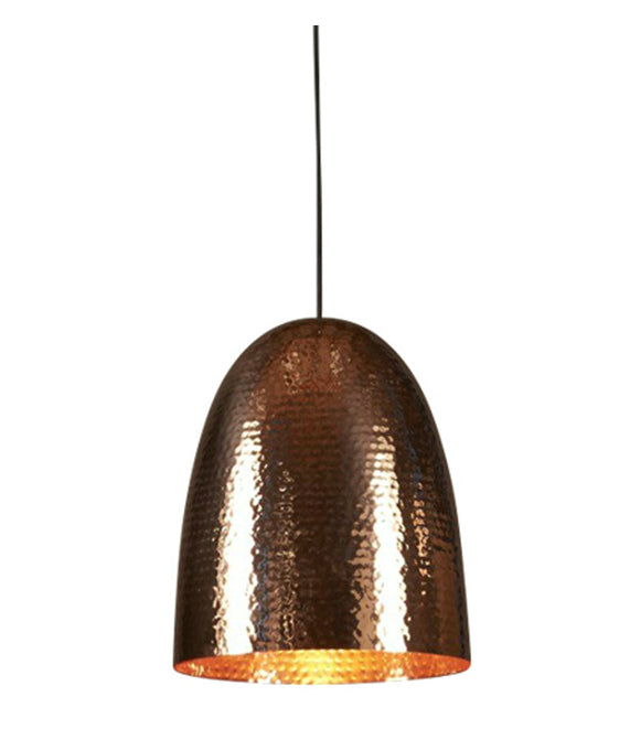 Dolce Pendant | Beaten Copper - Magins Lighting Pendant Usually dispatches within 2-3 days. Please contact us to confirm prior to placing your order. Magins Lighting