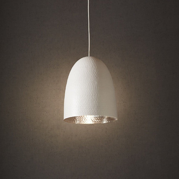 Dolce Pendant | White - Silver - Magins Lighting Pendant Emac & Lawton Magins Lighting
