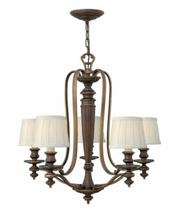 Dunhill 5 Light Chandelier - Magins Lighting Chandelier Elstead Lighting Magins Lighting