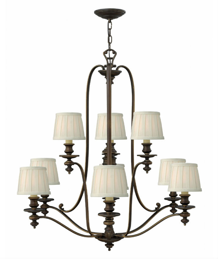 Dunhill 9 Light Chandelier - Magins Lighting Chandelier Lead Time: 5 - 6 Weeks Magins Lighting