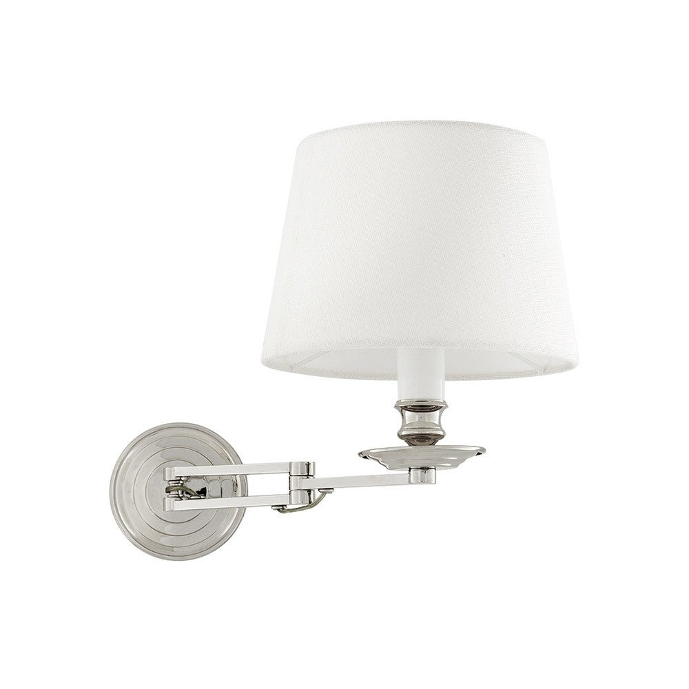 Eclipse Swing Arm Wall Lamp - Magins Lighting Interior Wall Lamps Lead Time: 5 - 6 Weeks Magins Lighting