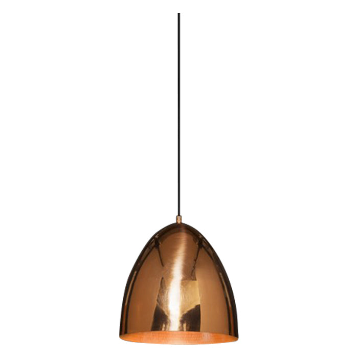 Egg Pendant | Copper - Magins Lighting Pendant Usually dispatches within 2-3 days. Please contact us to confirm prior to placing your order. Magins Lighting